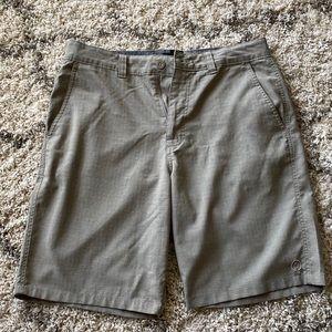 Like-New Men's Hang Ten Walking Shorts Size 34